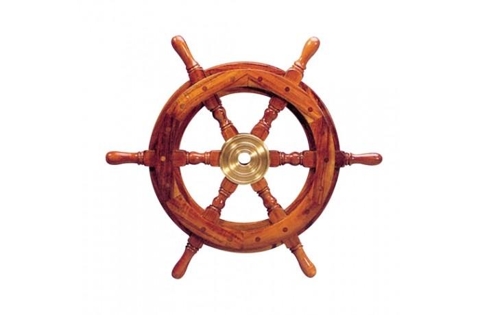 Steering wheel of acacia...