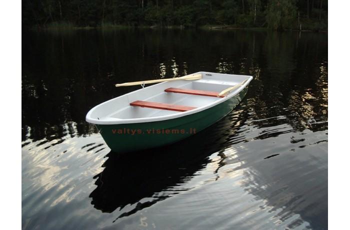 Plastikinė valtis RC420L...
