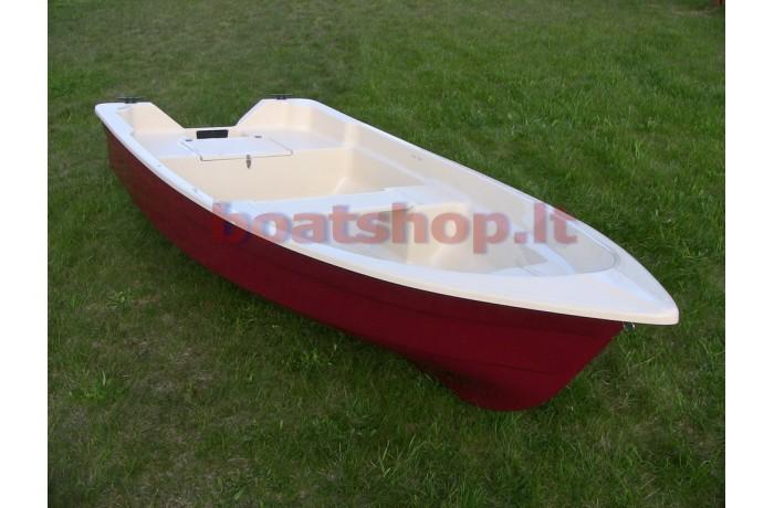 RC390Y plastic boat