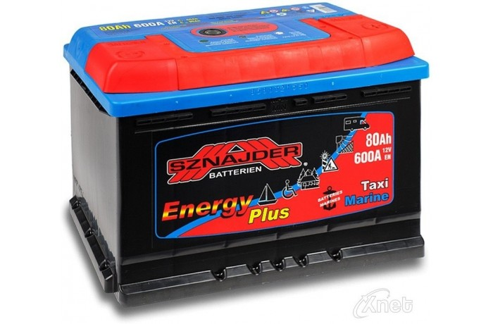 Sznajder Energy 80Ah battery
