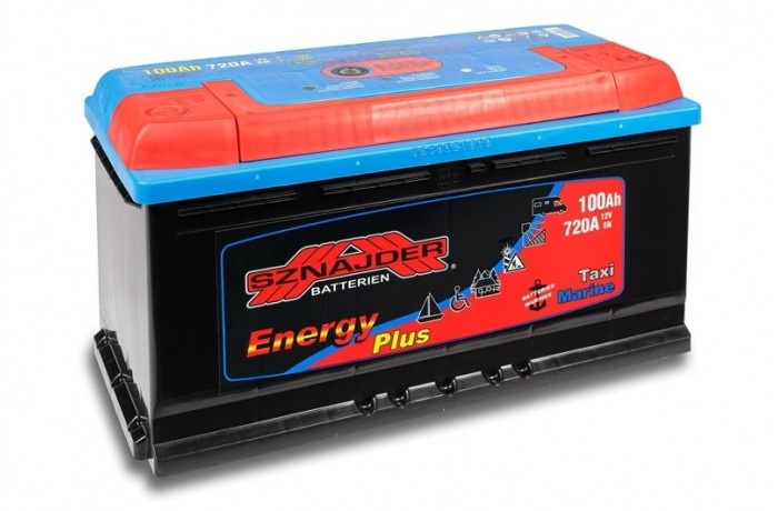 Sznajder Energy 100Ah battery