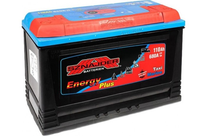 Sznajder Energy 110Ah battery