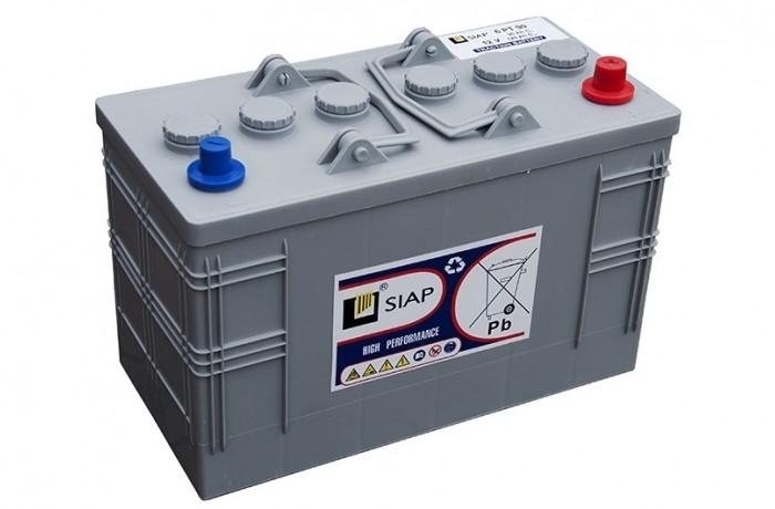 S.I.A.P 6PT90 120Ah battery