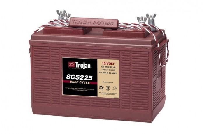 TROJAN SCS225 130Ah battery