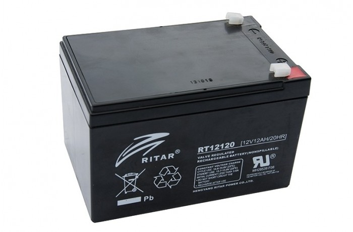 RITAR RT12120 12Ah battery