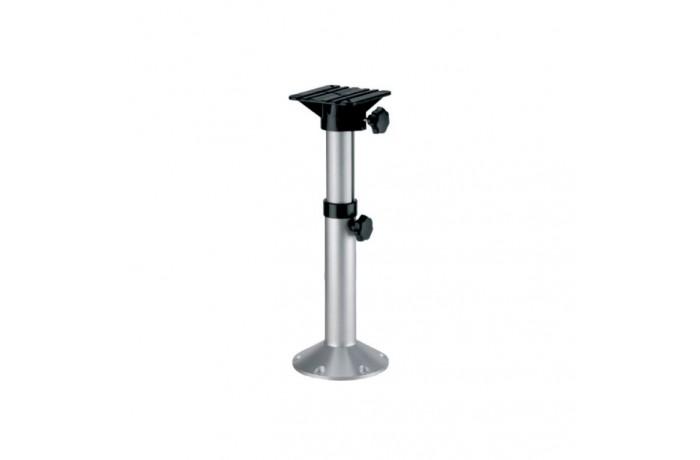 Seat pedestal alu adjustable