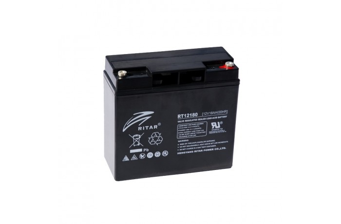 18Ah AGM battery