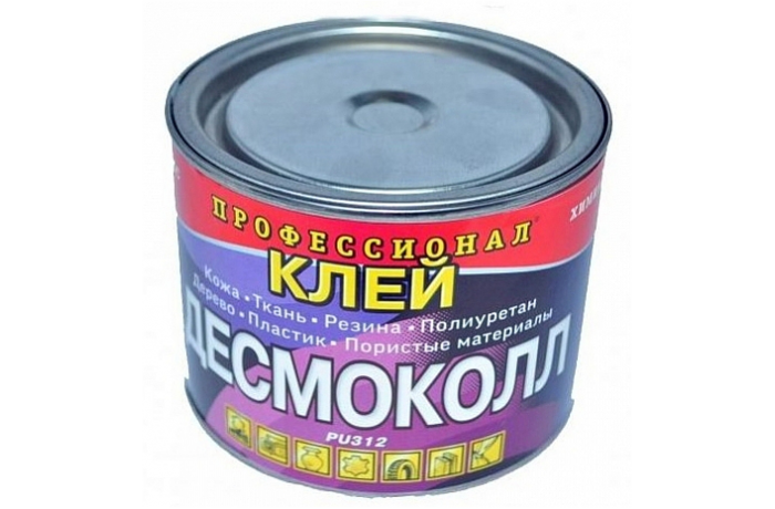 "Glue ""Desmokol"" for PVC fabric"
