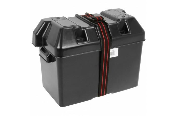 Dėžė akumuliatoriui VE813