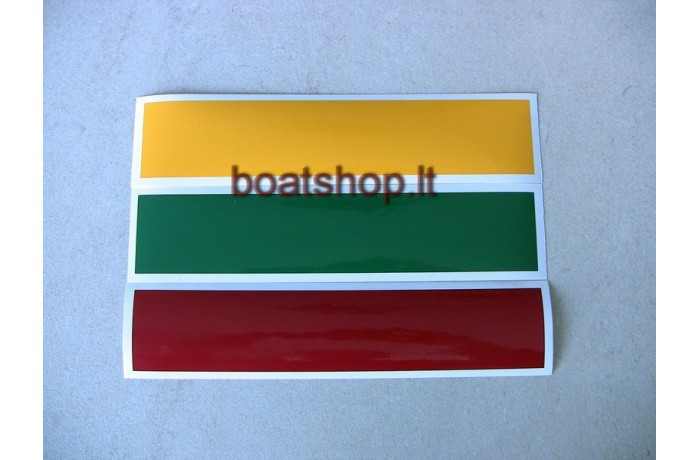 LT flag stickers