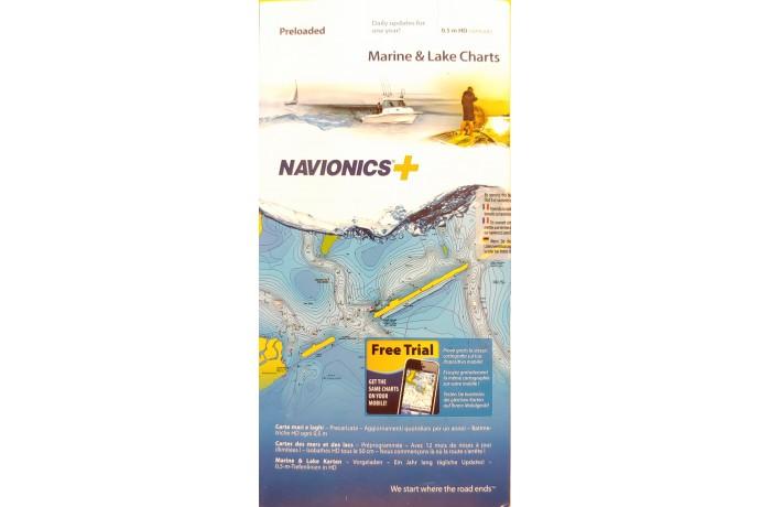 Navionics maps