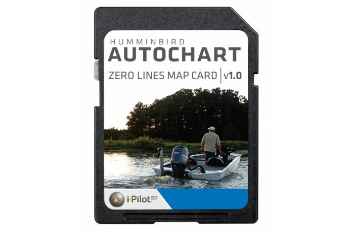 Humminbird Zero Line Autochart