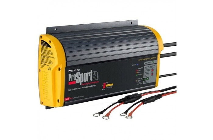 ProSport 20A charger
