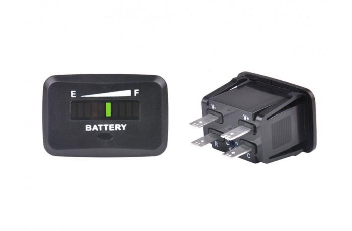 Battery meter BI018