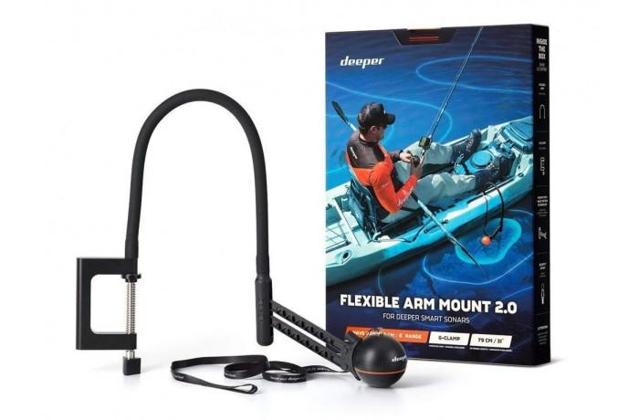 Deeper sonar holder