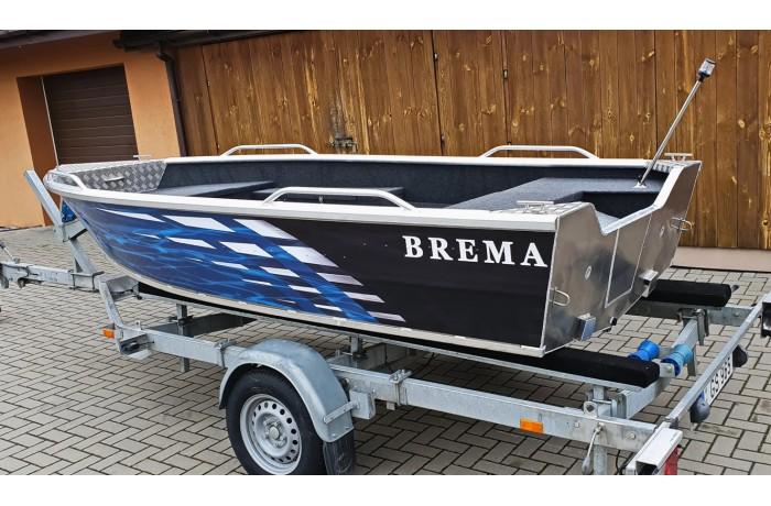 Aliumininė valtis BREMA 420...