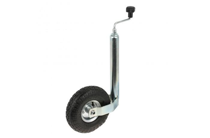 Jockey wheel 48mm, pneumatic