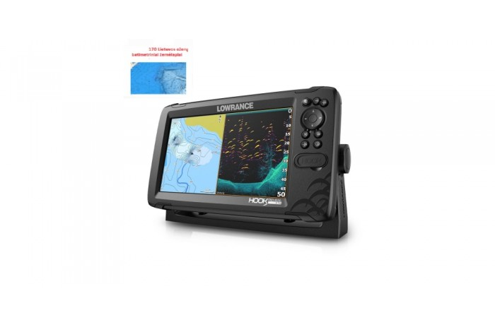 Lowrance Hook Reveal 9...