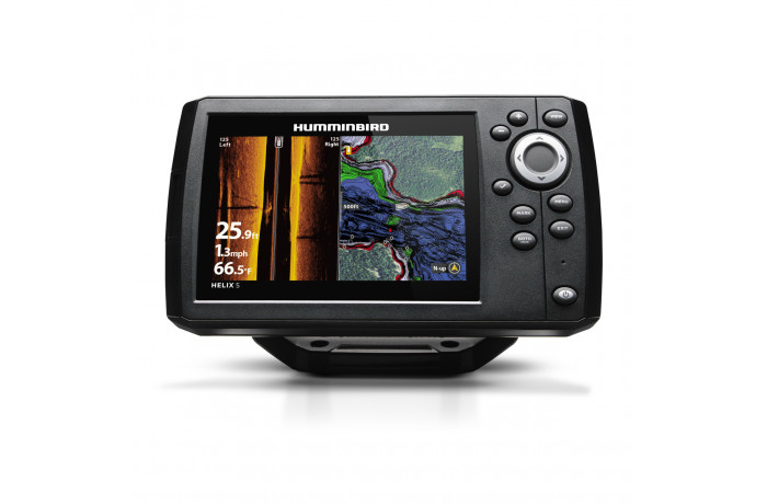Helix 5 CHIRP SI GPS G2...