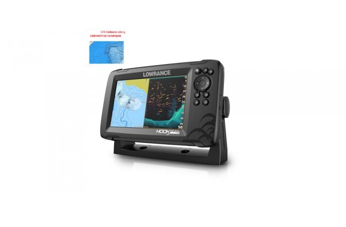 Lowrance Hook Reveal 7...