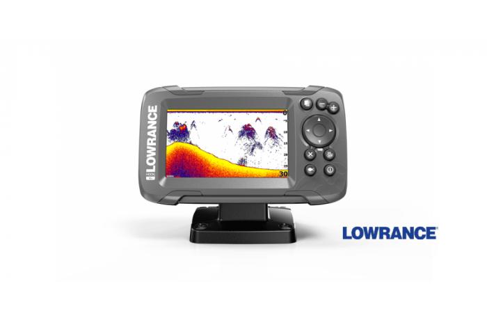 Lowrance HOOK2-4x fishfinder