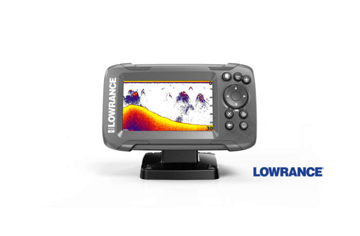Lowrance HOOK2-4x GPS...