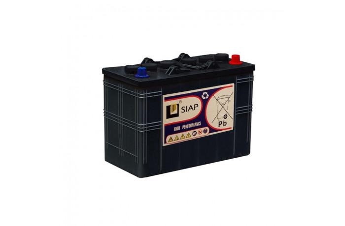 S.I.A.P 6GEL105 140Ah battery