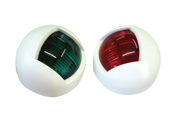 LED navigation lights, pair