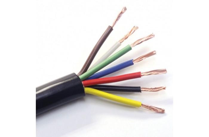 7-ių gyslų kabelis