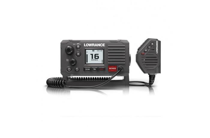 Lowrance Link-6 radio