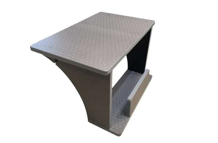Platform for sonar
