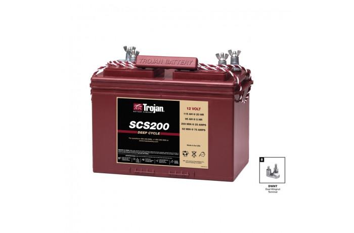 TROJAN SCS200 115Ah battery