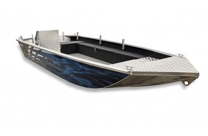 Aliumininė valtis BREMA DV
