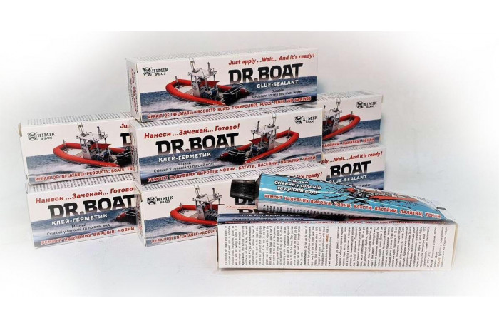 "Glue - sealant ""Dr.Boat"""
