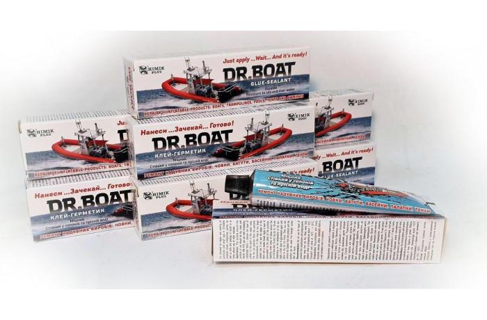 "Klijai - hermetikas ""Dr.Boat"""