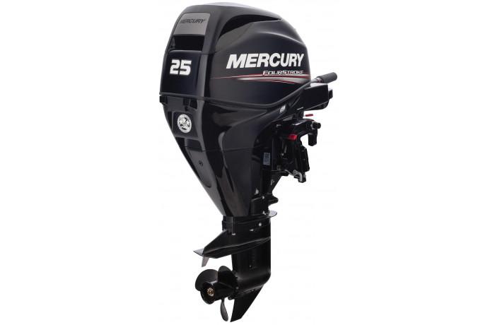 Mercury F25 MH EFI outboard...