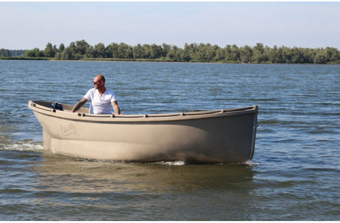 Whaly 450 Classic boat