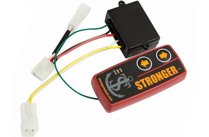 Wireless button Stronger