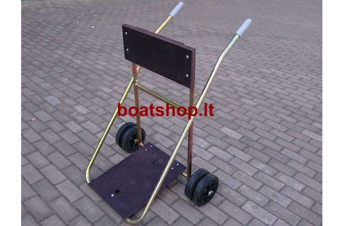 Sudedamas vežimėlis...