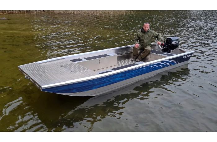 BREMA FLAT F450 Comfort boat