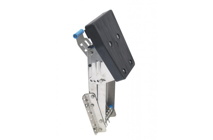 Adjustable outbord motor...