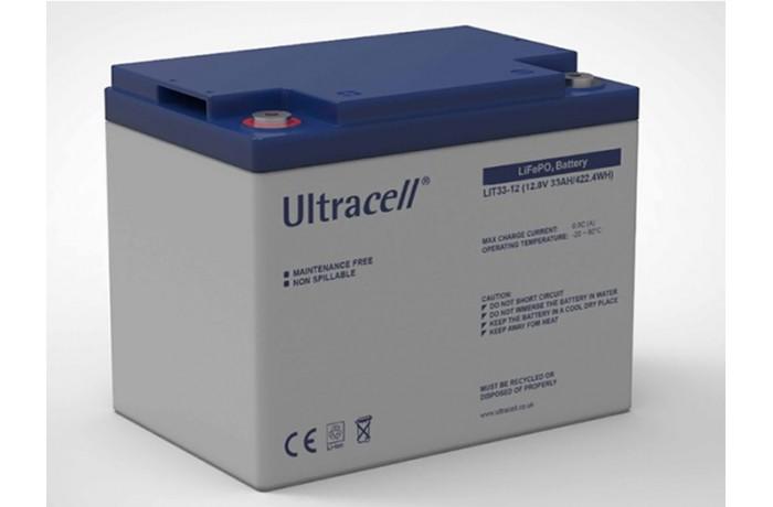 ULTRACELL LIT 50-12 12.8V...