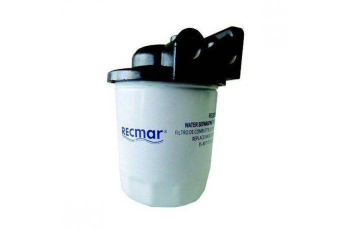 """¼"""" Fuel Filter with Bracket..."""