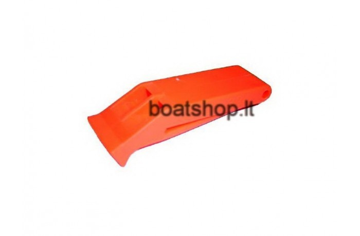 Whistle for lifejacket