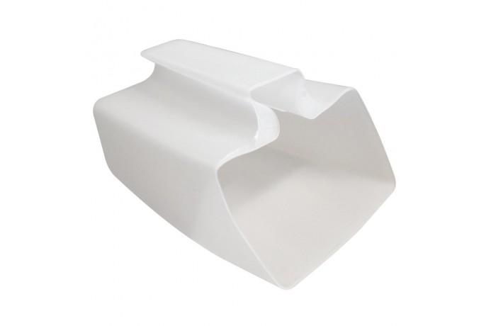Bailer white
