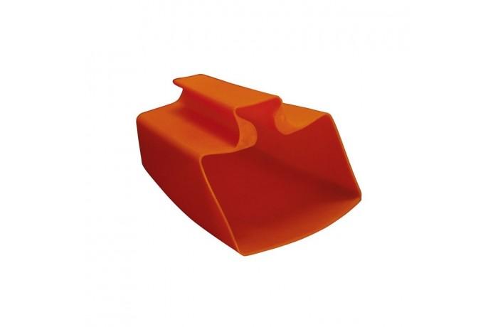 Bailer orange