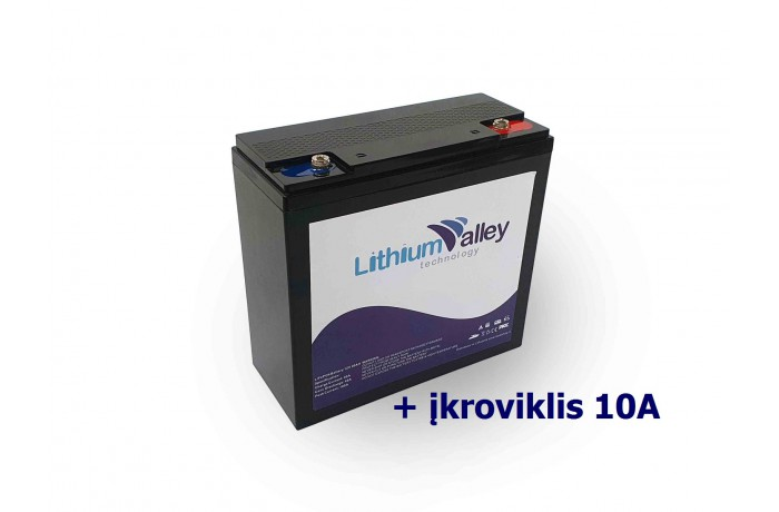 Lithium Valley 12V LiFePO4...
