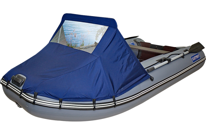 Boat front cover