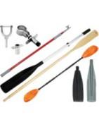 Oars, accessories