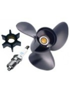 Propellers, impellers, plugs